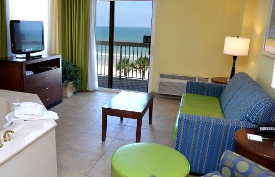 Suite Holiday Inn & Suites DAYTONA BEACH ON THE OCEAN