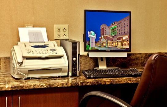 Information Holiday Inn LAFAYETTE-CITY CENTRE