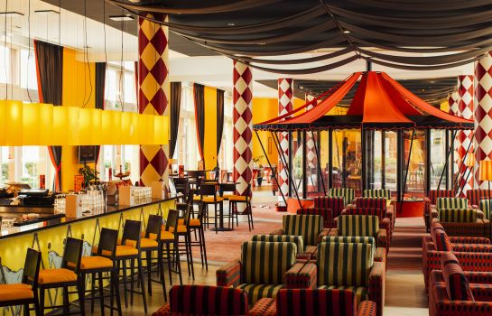 Hotel-Bar Vienna House Magic Circus Paris at Disneyland ® Paris