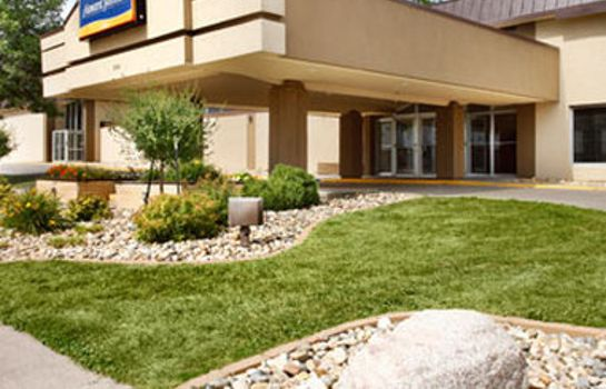 Exterior view HOWARD JOHNSON FARGO DOWNTOWN