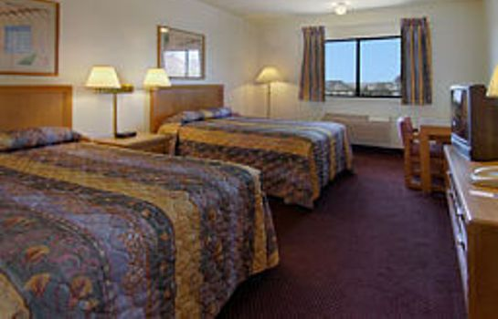 Zimmer Howard Johnson Inn El Paso TX
