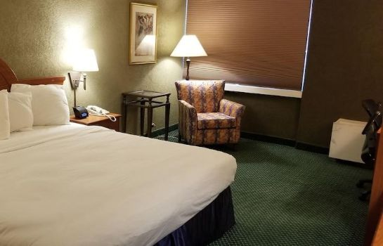 chambre standard Aviator Hotel Anchorage Aviator Hotel Anchorage