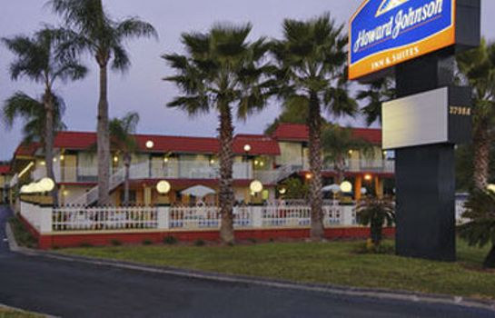 Außenansicht HOWARD JOHNSON CLEARWATER FL