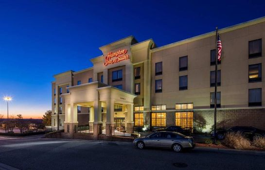 Vista exterior Hampton Inn - Suites Augusta West GA