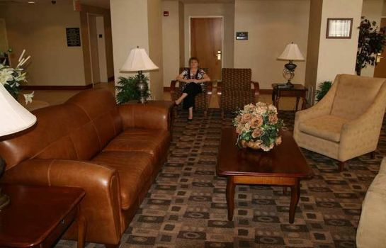 Hotelhalle Hampton Inn - Suites Augusta West GA