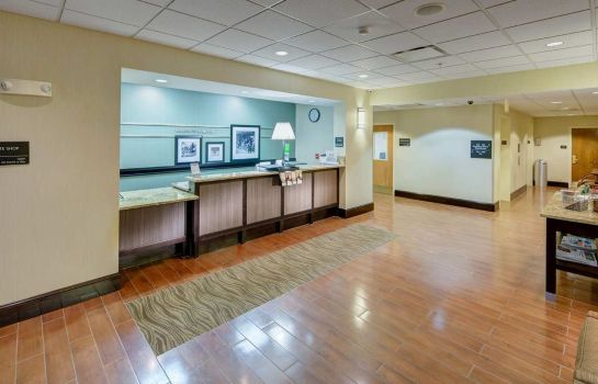 Hol hotelowy Hampton Inn - Suites Augusta West GA