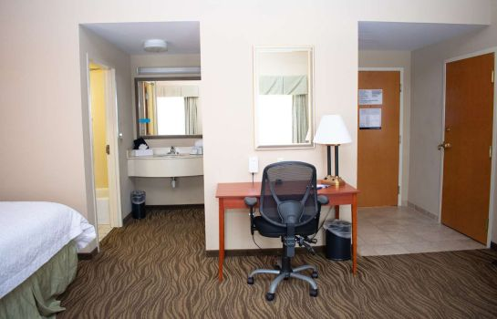 Zimmer Hampton Inn - Suites Augusta West GA