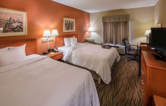 Kamers Hampton Inn - Suites Augusta West GA