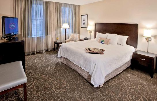 Chambre Hampton Inn - Suites Baltimore Inner Harbor