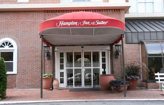 Exterior view Hampton Inn - Suites Stamford