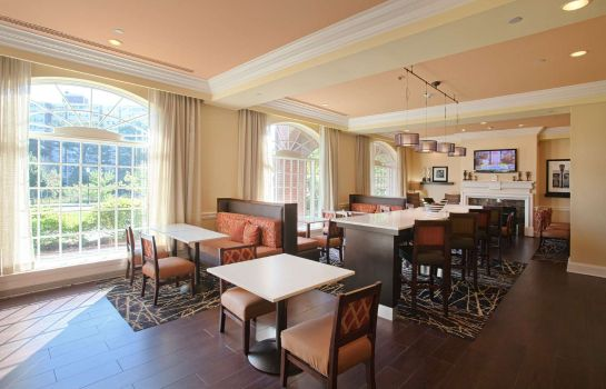 Restaurant Hampton Inn - Suites Stamford