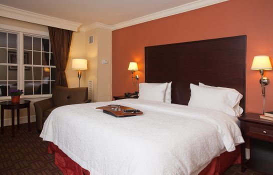 Suite Hampton Inn - Suites Stamford