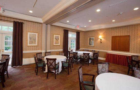 Conference room Hampton Inn - Suites Stamford