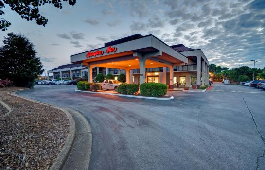 Exterior view Hampton Inn Chattanooga I-75 North