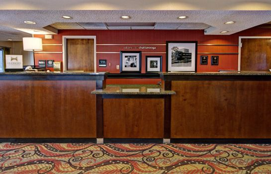 Lobby Hampton Inn Chattanooga I-75 North
