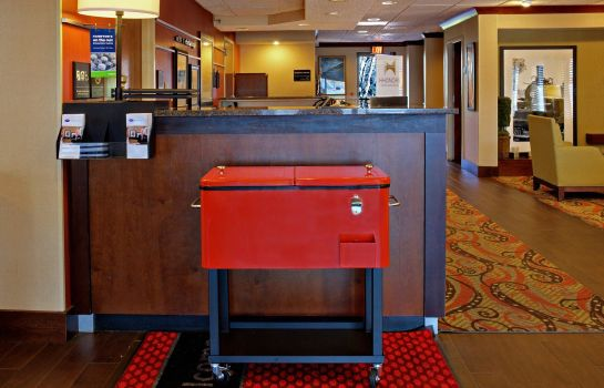 Information Hampton Inn Chattanooga I-75 North