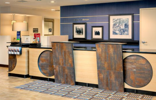 Hotelhalle Hampton Inn - Suites Denver-Tech Center