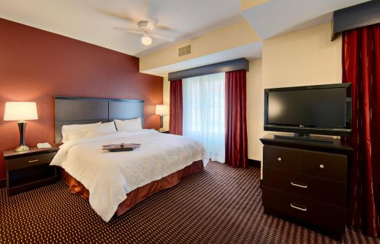 Zimmer Hampton Inn - Suites Denver-Tech Center