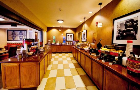 Restaurant Hampton Inn - Suites Fresno