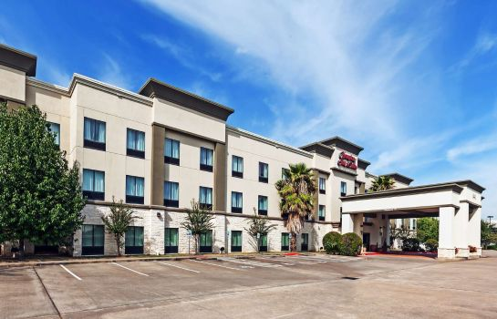Exterior view Hampton Inn - Suites Houston-Westchase