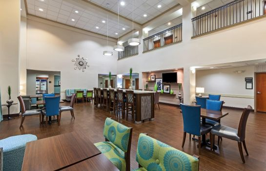 Restaurant Hampton Inn - Suites Houston-Westchase