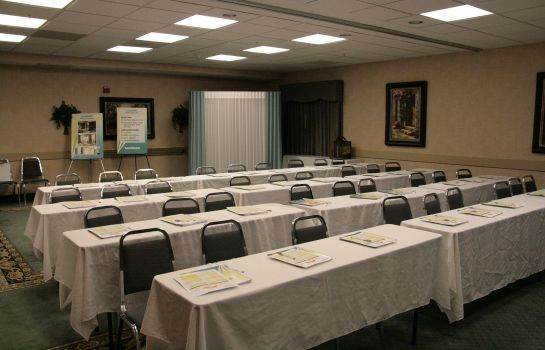 Conference room Hampton Inn - Suites Houston-Westchase