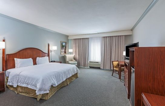 Zimmer Hampton Inn - Suites Houston-Westchase