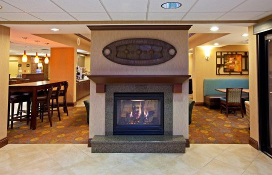 Hotelhalle Best Western Plus Indianapolis NW Hotel
