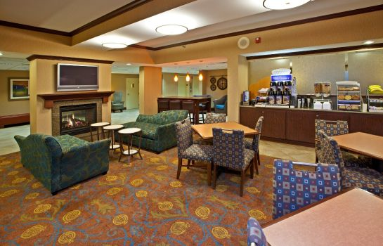 Restaurant Holiday Inn Express INDIANAPOLIS NW - PARK 100