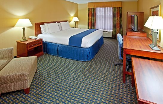 Chambre Holiday Inn Express INDIANAPOLIS NW - PARK 100