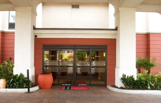 Buitenaanzicht Hampton Inn - Suites Orlando International Drive North FL