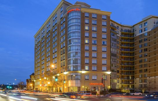 Widok zewnętrzny Hampton Inn Washington-Downtown-Convention Center DC