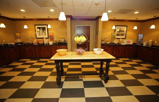 Restaurant Hampton Inn - Suites Lake Mary At Colonial Townpark FL