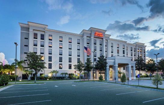 Vue extérieure Hampton Inn - Suites Orlando International Drive North FL