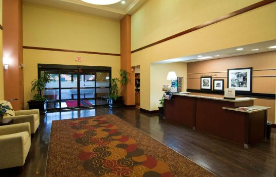 Hall de l'hôtel Hampton Inn - Suites Orlando International Drive North FL