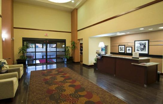 Hall Hampton Inn - Suites Orlando International Drive North FL
