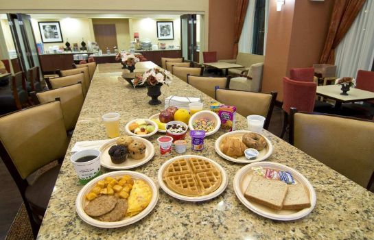 Restaurant Hampton Inn - Suites Orlando International Drive North FL