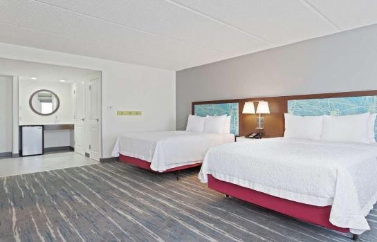 Chambre Hampton Inn - Suites Orlando International Drive North FL