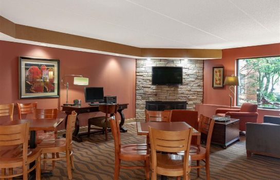 Hol hotelowy AmericInn by Wyndham Bloomington Minneapolis