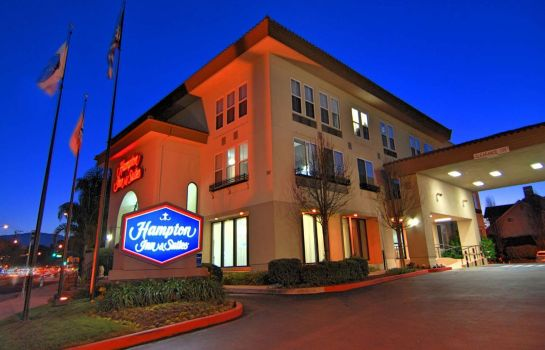 Außenansicht Hampton Inn - Suites Mountain View