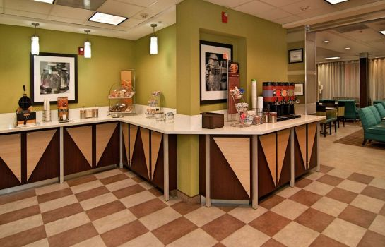 Restaurant Hampton Inn - Suites Mountain View