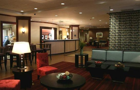 Vestíbulo del hotel Hampton Inn St Louis-Downtown -At the Gateway Arch- MO
