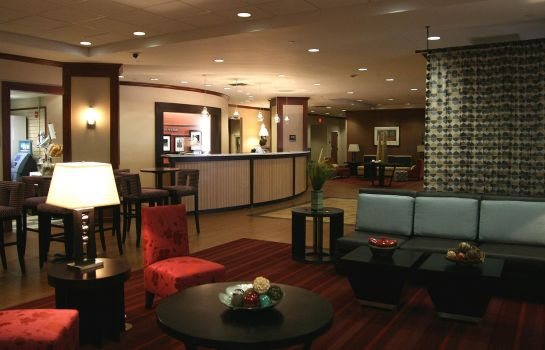 Hotelhalle Hampton Inn St Louis-Downtown -At the Gateway Arch- MO