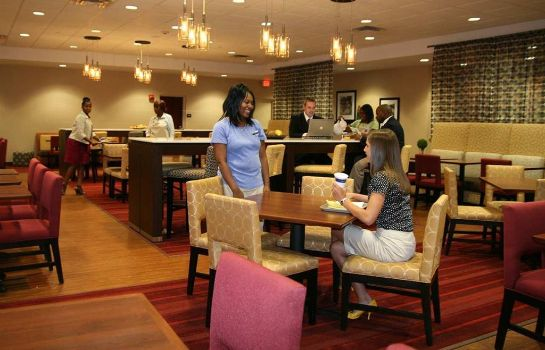 Restaurant Hampton Inn St Louis-Downtown -At the Gateway Arch- MO