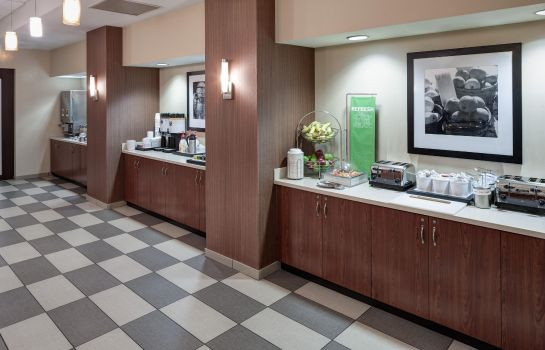 Restaurante Hampton Inn St Louis-Downtown -At the Gateway Arch- MO