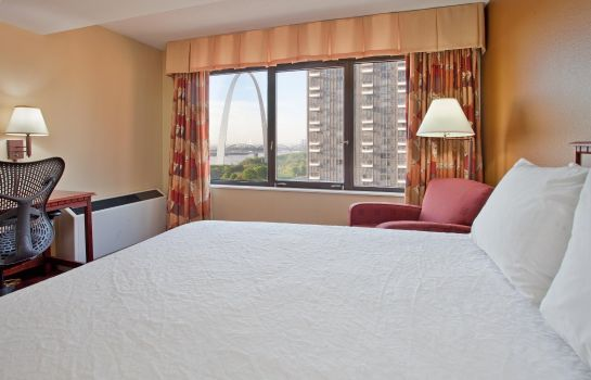 Zimmer Hampton Inn St Louis-Downtown -At the Gateway Arch- MO