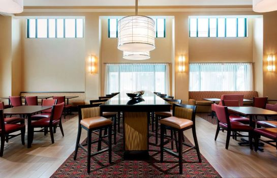 Hotelhalle Hampton Inn - Suites Tampa-Ybor City-Downtown