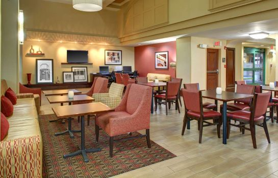 Restaurant Hampton Inn - Suites Tampa-Ybor City-Downtown