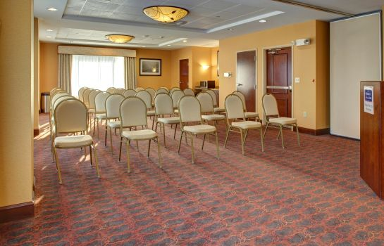 Conference room Hampton Inn - Suites Tampa-Ybor City-Downtown