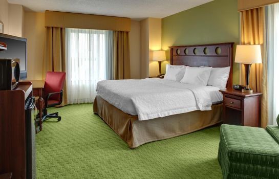 Zimmer Hampton Inn - Suites Tampa-Ybor City-Downtown